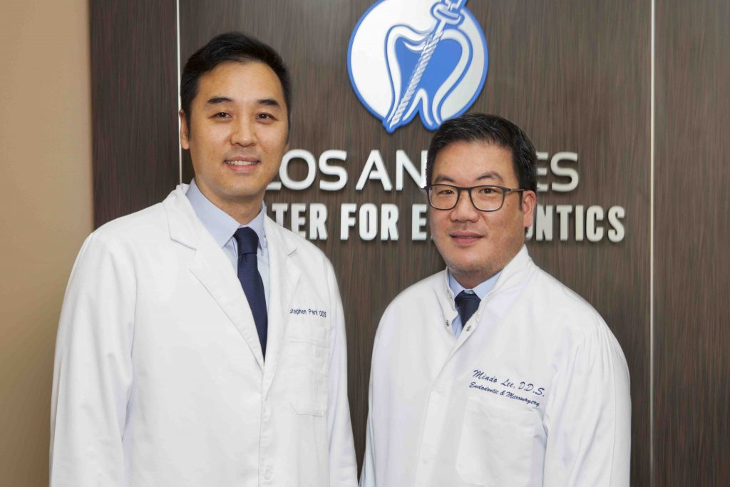 drs. mindo lee and stephen park